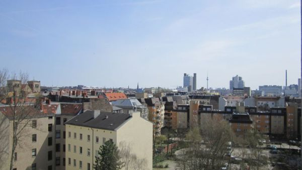Berlin from the roof