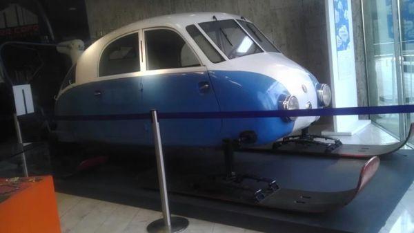 winter super car?